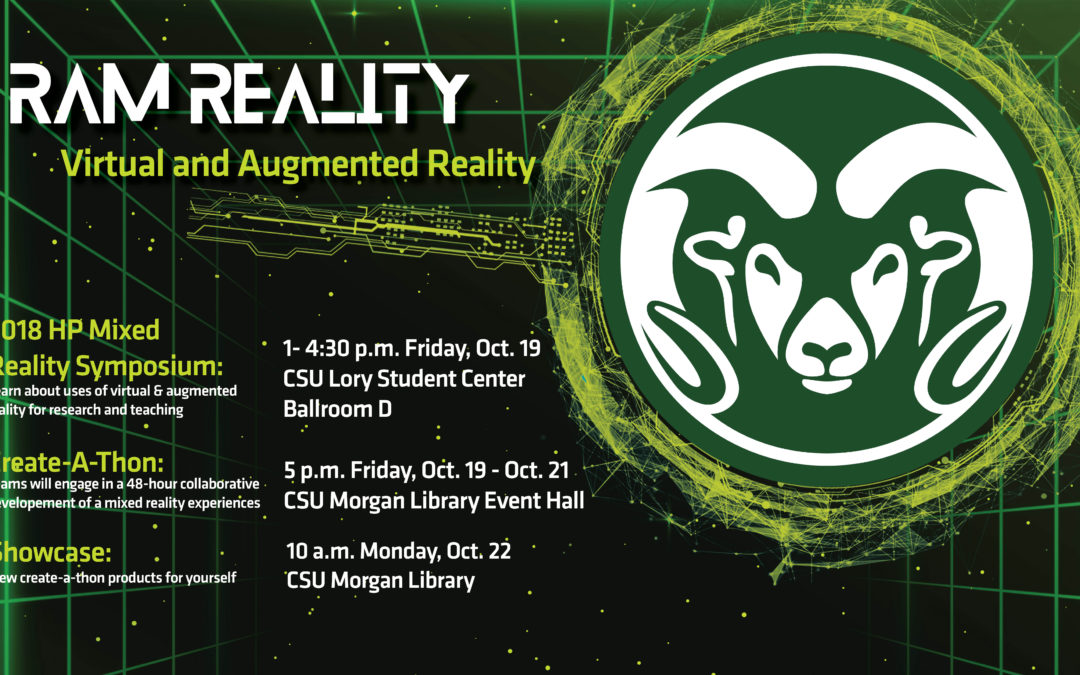 Third Annual Virtual and Augmented Reality Symposium