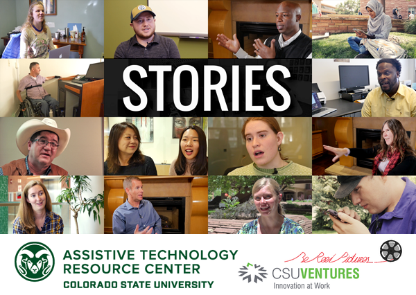 Our shop CSUV site features videos that will help faculty understand the importance of inclusive technology