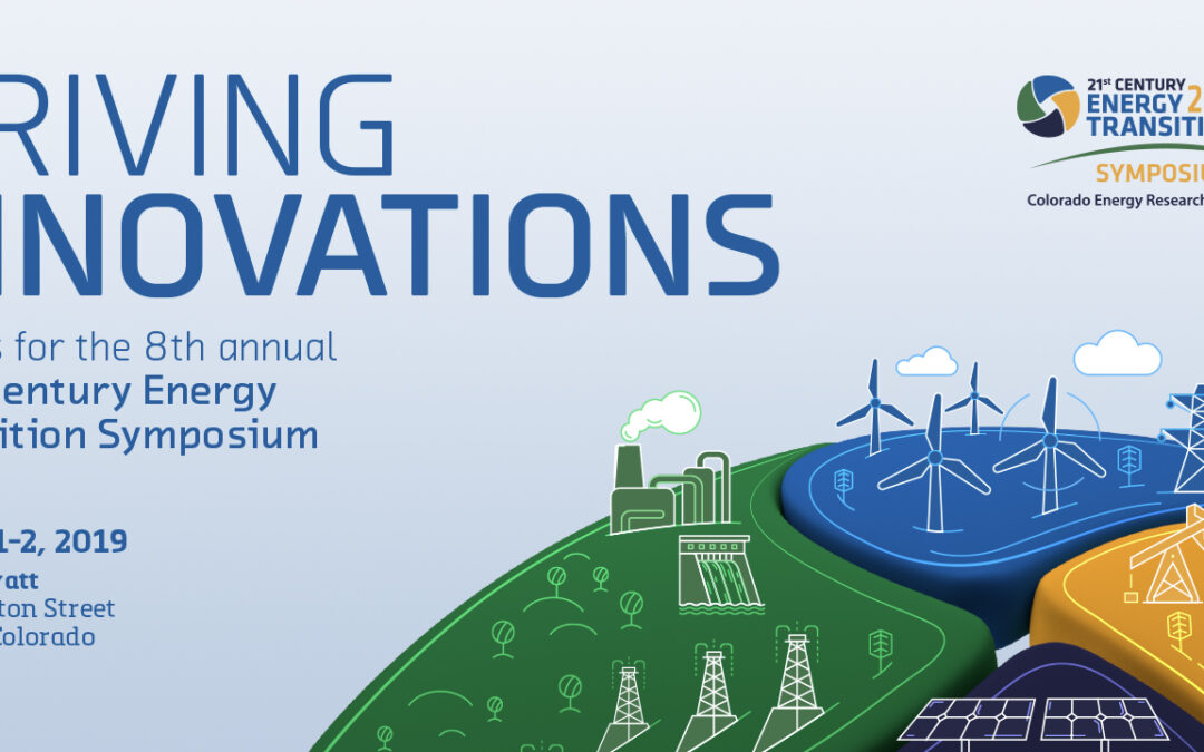 April 1, 2019:  Join CSU at the 8th Annual Energy Transition Symposium!