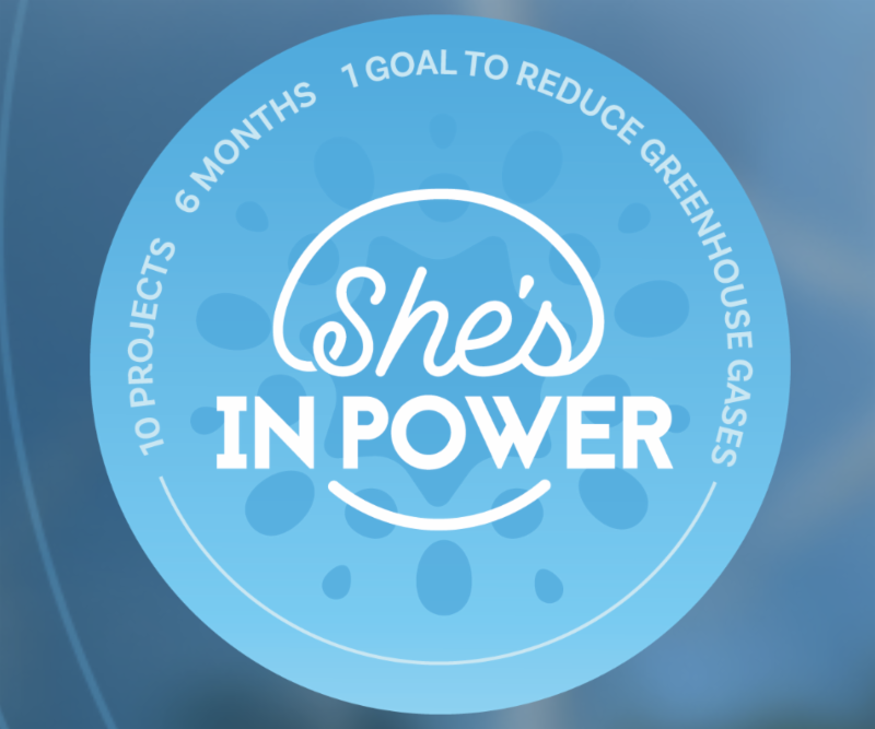 She's In Power is seeking volunteers for their mentor program