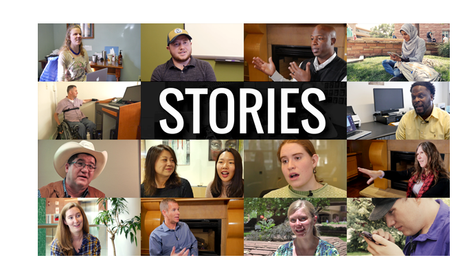 Stories of Inclusive Technology