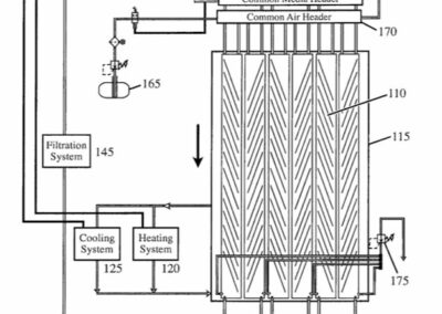 Water-Supported Photobioreactor System
