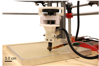 Unavailable – 3D Printer Head Designed to Print Thermoplastic Powder: The Phoenix Head
